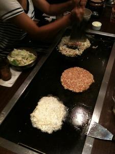 Monjyayaki